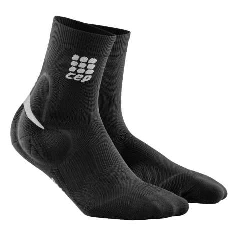 CEP Damen Sportsocken Ortho Ankle Support Short Socks WO4856 34-37 black | 34-37