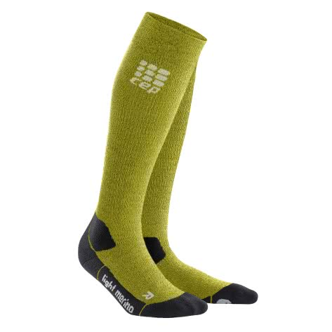 CEP Dame Laufsocken pro+ Outdoor Light Merino WP40