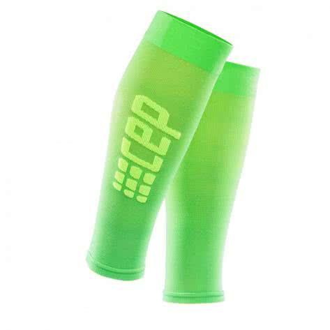 CEP Herren pro+ ultralight calf sleeves WS55GD 45-50cm viper/green | 45-50cm