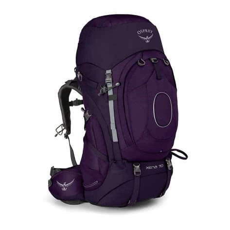 Osprey Damen Treekingtour Rucksack Xena 70 5-018-1-1 WS Crown Purple | S