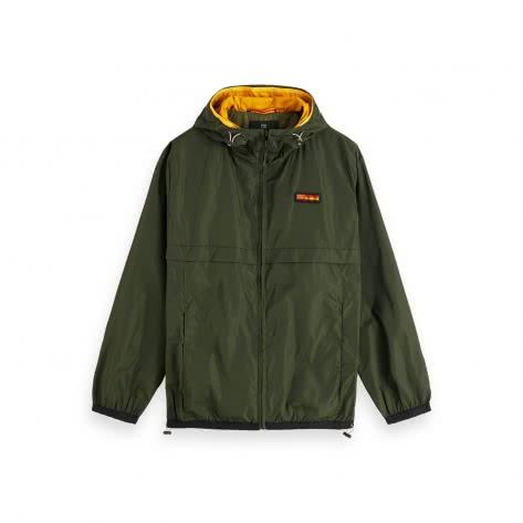 Scotch & Soda Herren Jacke Classic Hooded Jacket 154690