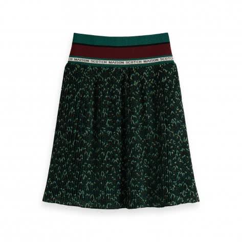 Maison Scotch Damen Rock Pleated Skirt 156008