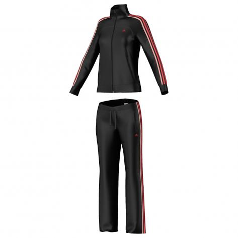 Adidas Damen Trainingsanzug Ess