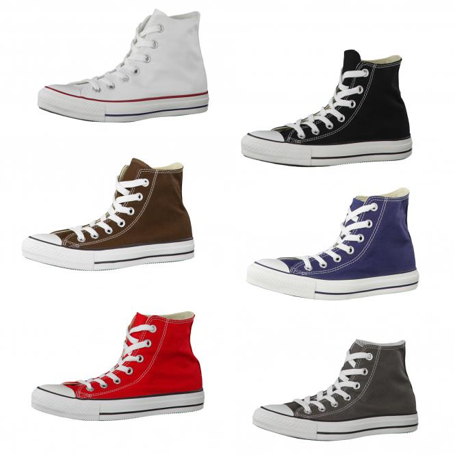 converse all star chucks hi viele farben 782 schuhe sneaker ebay. Black Bedroom Furniture Sets. Home Design Ideas