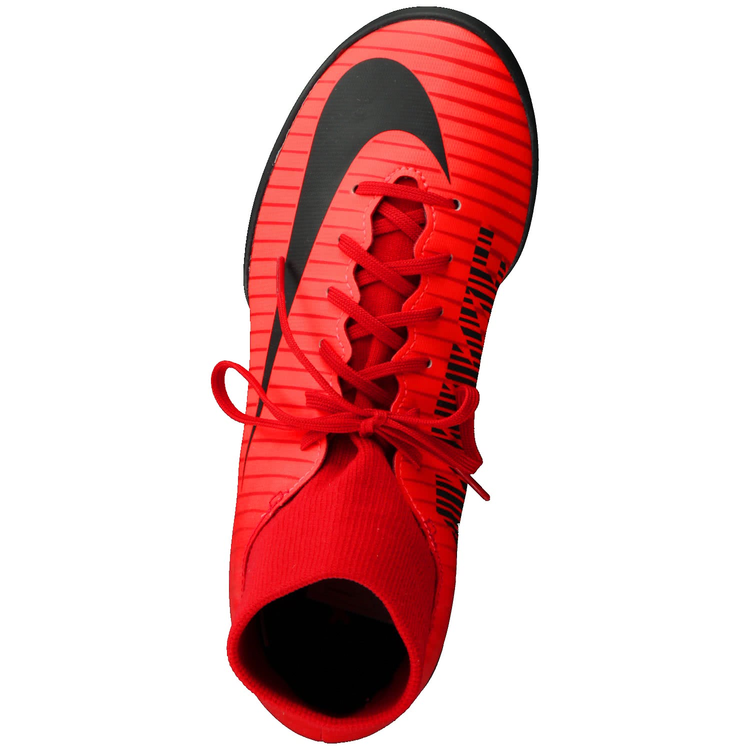 MERCURIALX VICTORY VI DF TF - Fußballschuh Multinocken - university red/black/bright crimson Pvqus