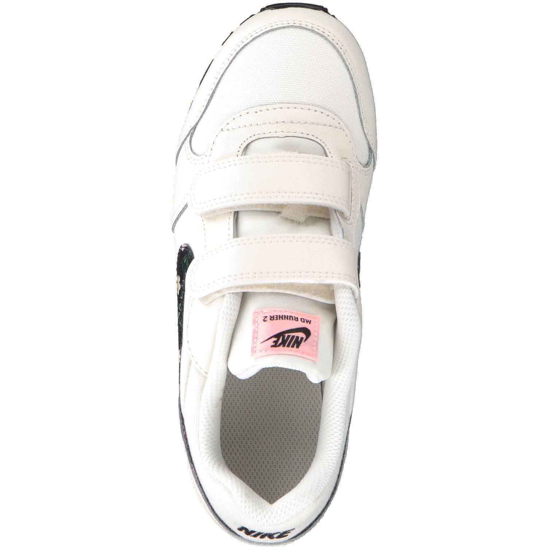 Nike Mädchen Sneaker MD Runner 2 Vintage Floral (PSV) BQ7029