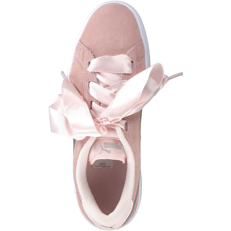 Puma Kinder Sneaker Smash v2 Ribbon 366003 02 38.5 Pearl