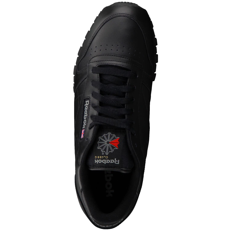 reebok herren sneaker classic schwarz 2267 42 5 schwarz. Black Bedroom Furniture Sets. Home Design Ideas