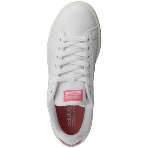 adidas NEO Damen Sneaker Cloudfoam Advantage Clean