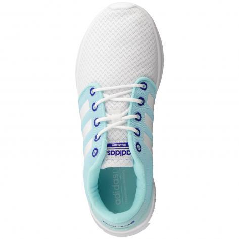 Women's adidas Neo Cloudfoam Groove Black Athletic Running