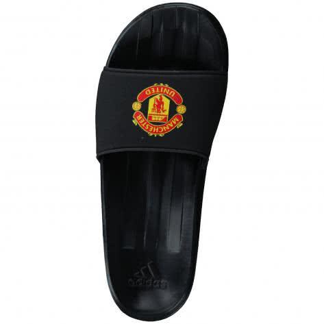 adidas Herren Manchester United Badeschlappen MUFC Slide