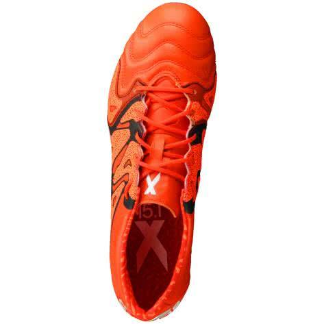 adidas Herren Fussballschuhe X 15.1 SG Leder