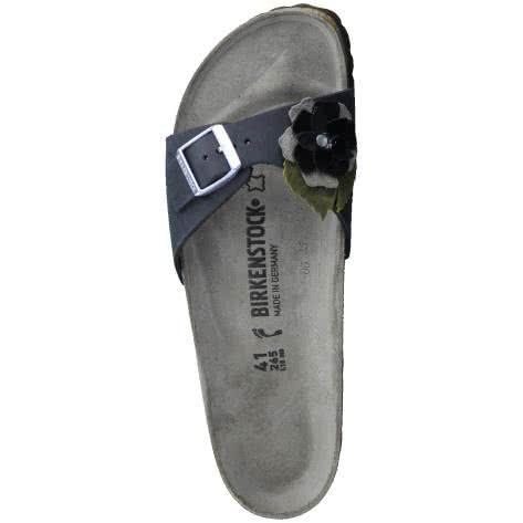 Birkenstock Damen Sandale Madrid Flower
