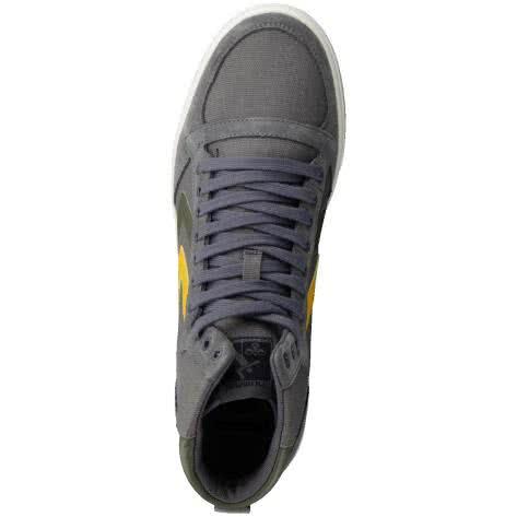 Hummel Herren Sneaker Slimmer Stadil Duo Canvas High 65145