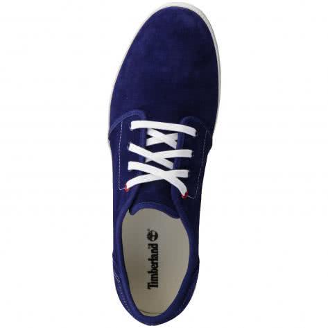 Timberland Herren Sneaker Newport Bay Suede Plain Toe