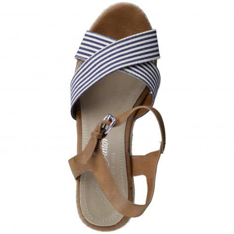 Tom Tailor Damen Sandalette