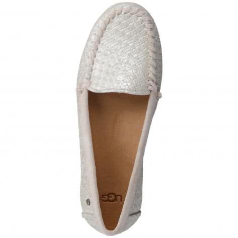 UGG Damen Mokassins Dari Metallic Basket 1011644