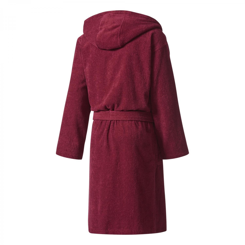 adidas damen bademantel bathrobe us. Black Bedroom Furniture Sets. Home Design Ideas