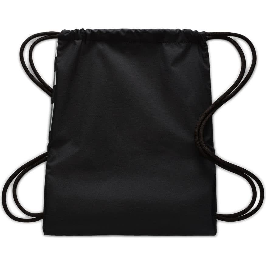 e6036dc9a251c Nike Turnbeutel Heritage Gym Sack - Metallic BA6004-010 Black Black Silver