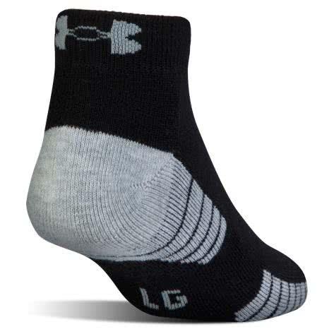 Under Armour Unisex Socken HeatGear Tech Lo Cut 3-Pack 1312430