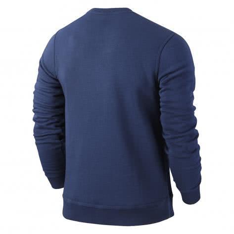 Nike Herren Sweatshirt Team Club Crew 658681