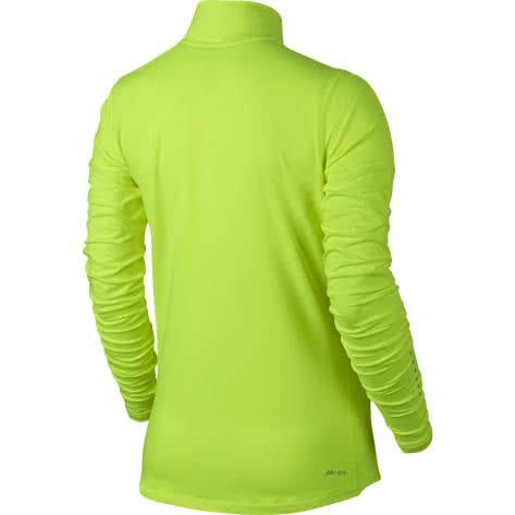 Nike Damen Running Langarmshirt Element Half Zip 685910