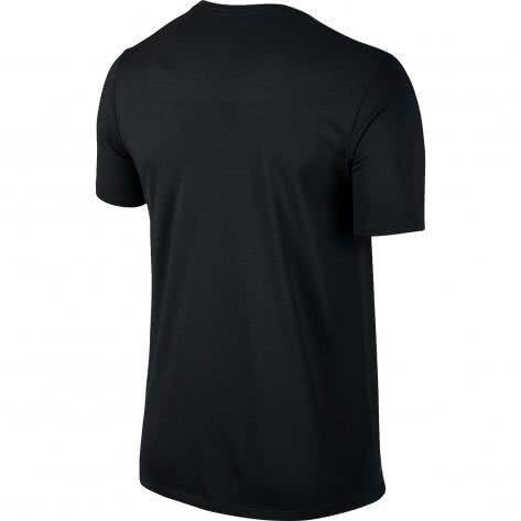 Nike Herren Trainingsshirt Dry Tee DB Athlete 739420