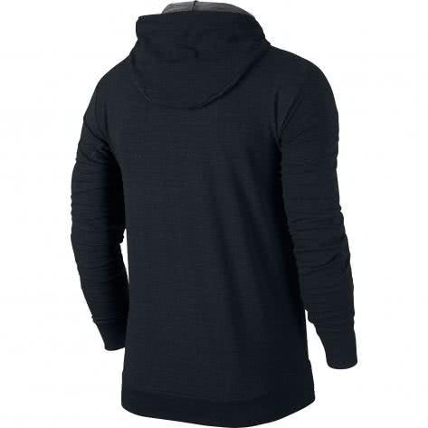 Nike Herren Sweatjacke Dri-FIT Fleece FZ Hoody 742210