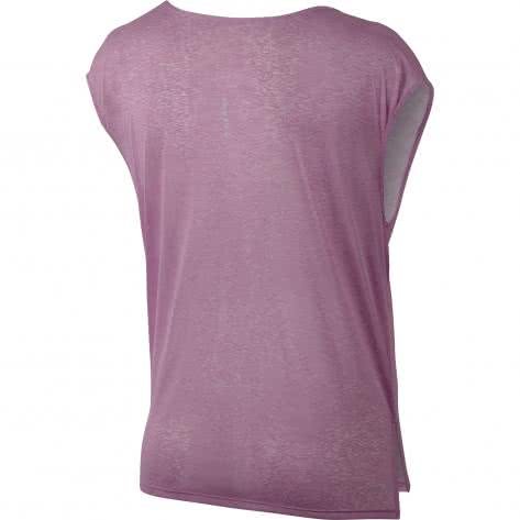 Nike Damen Laufshirt Breathe Running Top 831784