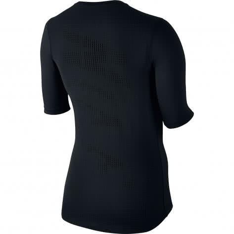 Nike Damen Trainingsshirt Pro Hypercool Top SS 832054
