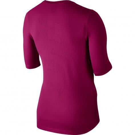 Nike Damen Trainingsshirt Pro Hypercool Top SS 832054