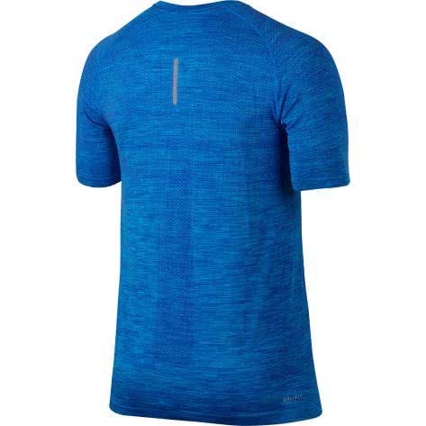 Nike Herren Laufshirt Dri-FIT Knit Top SS 833562