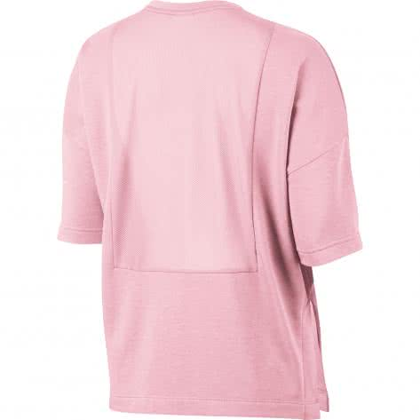 Nike Damen Trainingsshirt Dry Top 3/4 Sleeve 833648