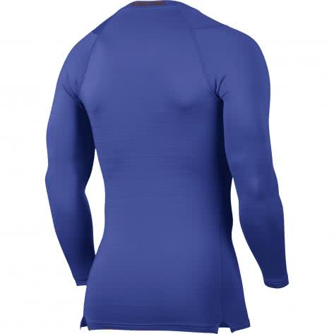 Nike Herren Funktionsshirt Pro Warm Top LS Compression 838044