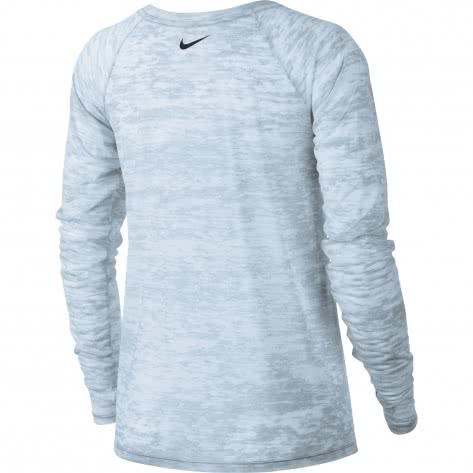 Nike Damen Langarmshirt Breathe Top LS 862795