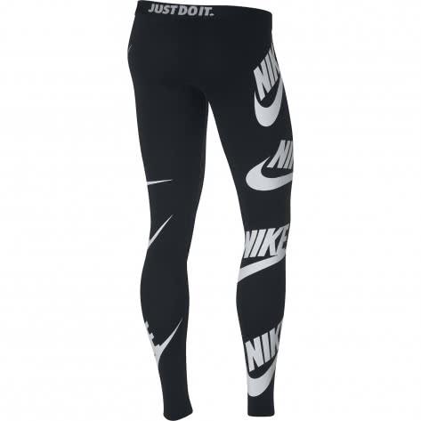 Nike Damen Leggings SSNL Leg A See 883655