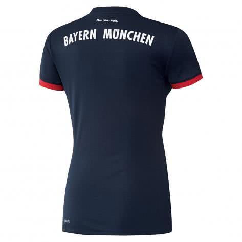 adidas Damen FC Bayern München Away Trikot 17/18