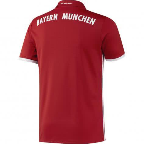 adidas Herren FC Bayern München Home Trikot 16/17