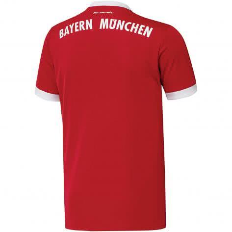 adidas Herren FC Bayern München Home Trikot 17/18
