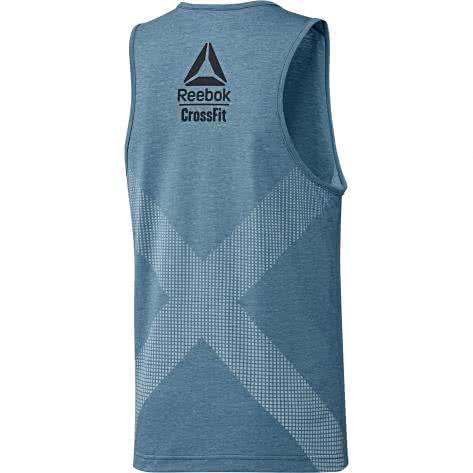 Reebok CrossFit Herren Tank Top Burnout