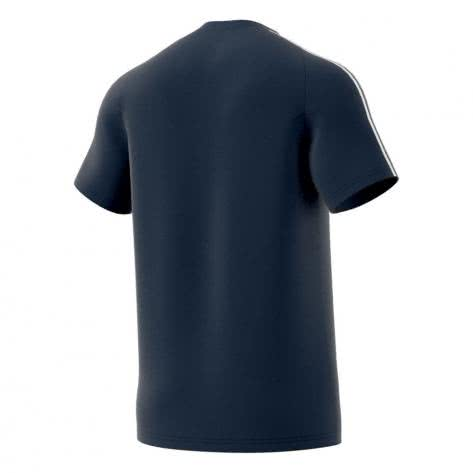 adidas Herren T-Shirt Essentials 3 Stripes Tee