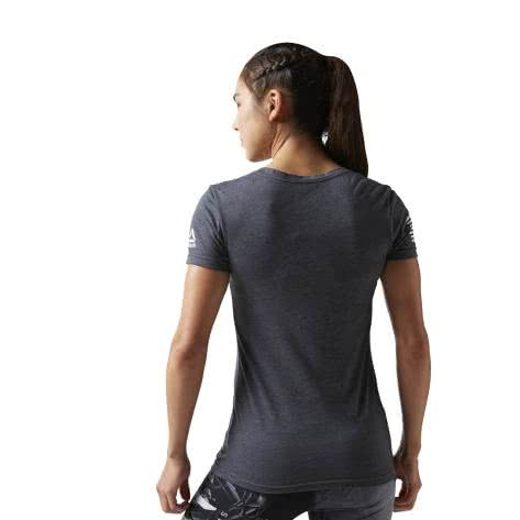 Reebok Damen T-Shirt CrossFit Forging Elite Fitness Tee