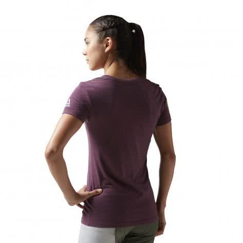 Reebok Damen T-Shirt CrossFit Forging Elite Fitness Tee