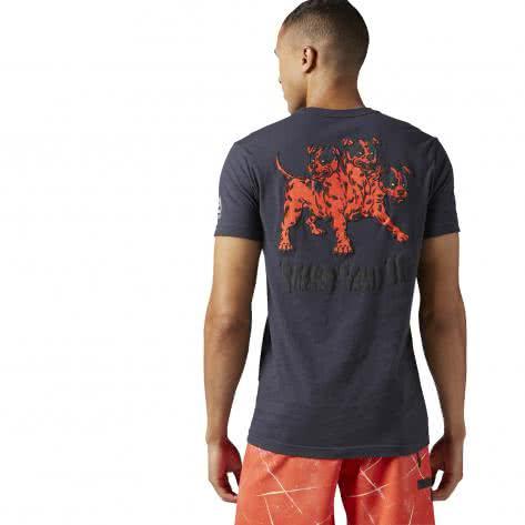 Reebok Crossfit Herren T-Shirt Athena Tee