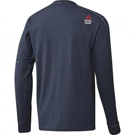 Reebok CrossFit Herren Langarmshirt Performance Blend