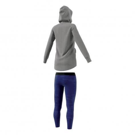 adidas Damen Trainingsanzug Hoodie & Tight Tracksuit