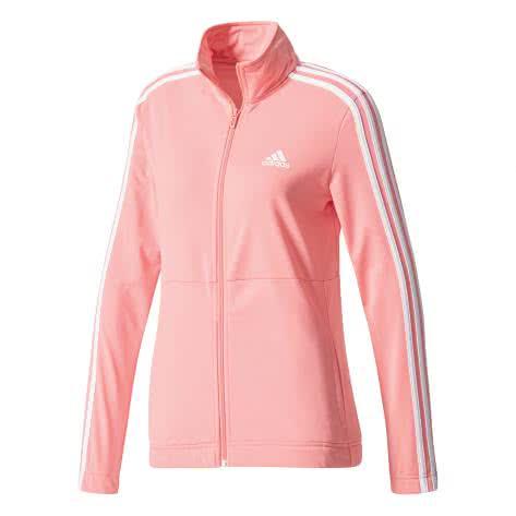 adidas Damen Trainingsanzug Back 2 Basics 3S Tracksuit