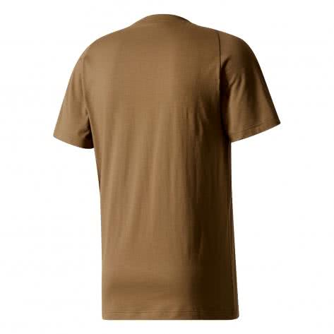 adidas Herren T-Shirt Sport ID Branded Tee
