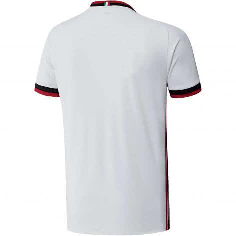 adidas Herren AC Milan Away Trikot 17/18