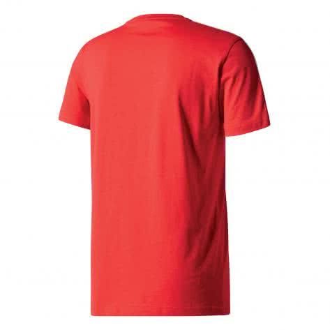 adidas Herren FC Bayern München 3S T-Shirt 17/18